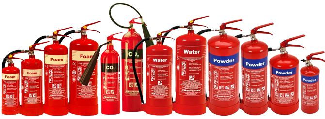 Midland Fire - Fire extinguishers