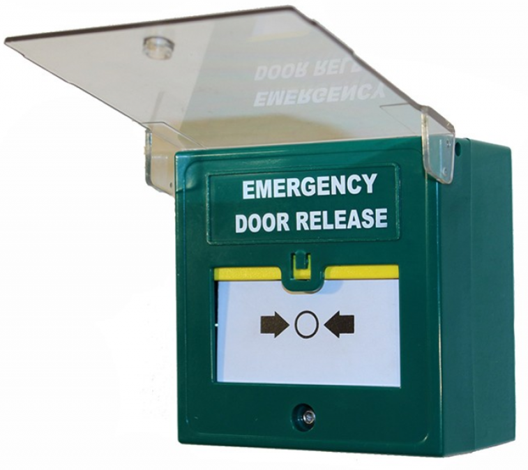 Midland Fire - Emergency Door Release