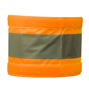 Midland Fire - luminescent orange arm band