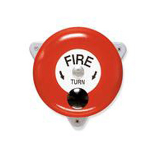 midland fire - manual rotary alarm bell